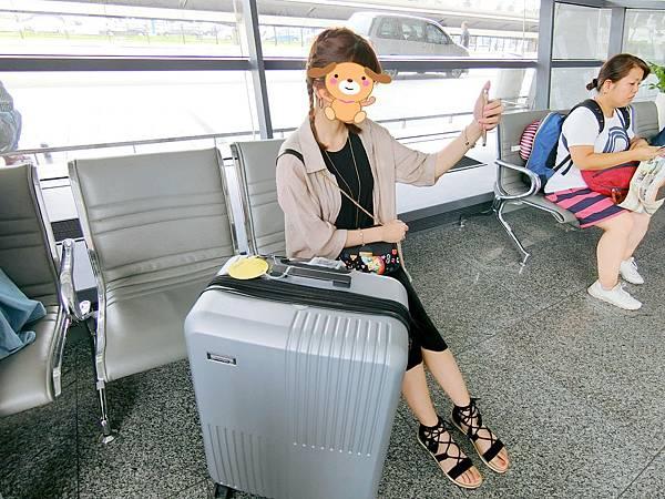 純PC行李箱之韓國旅遊17