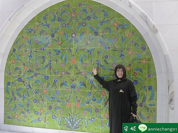 阿布達比清真寺
