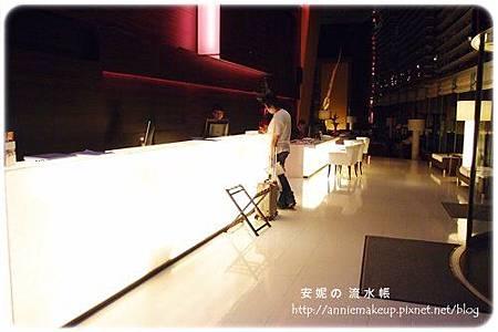 台中雅緻飯店大廳