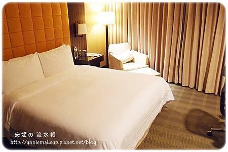 台中雅緻飯店房間