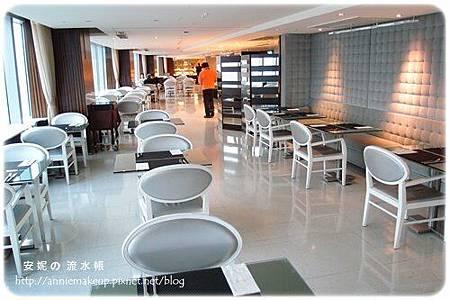 亞緻飯店28樓早餐