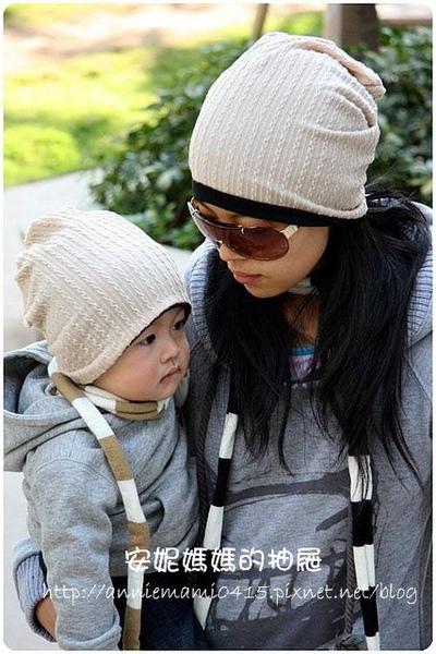 親子帽-米黑2.jpg