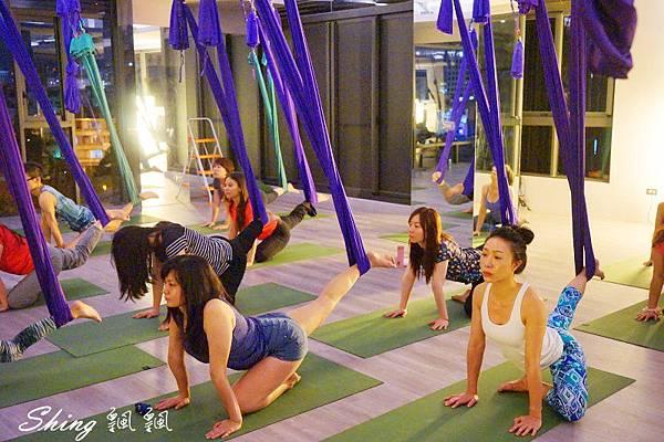 core yoga 空中療癒 39.JPG
