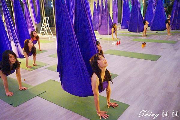 core yoga 空中療癒 50.JPG