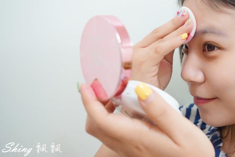 花娜小姐Miss Hana淨潤無暇金屬氣墊粉餅 13.JPG