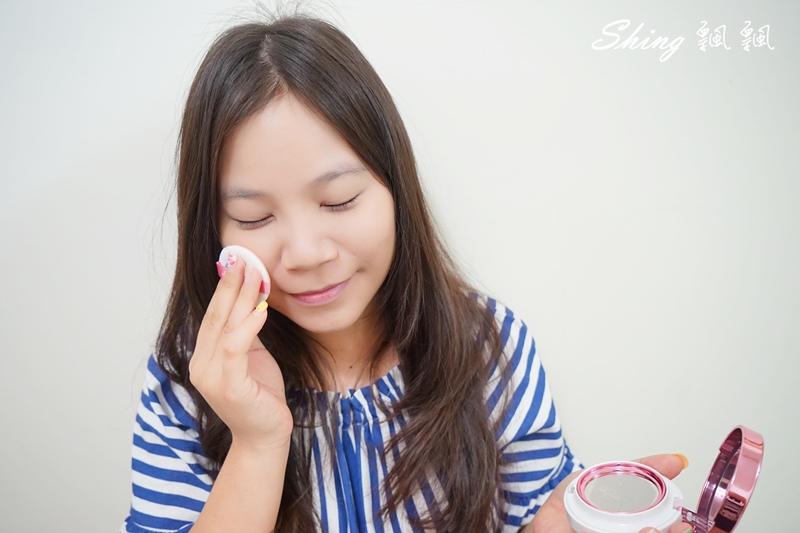 花娜小姐Miss Hana淨潤無暇金屬氣墊粉餅 15.JPG