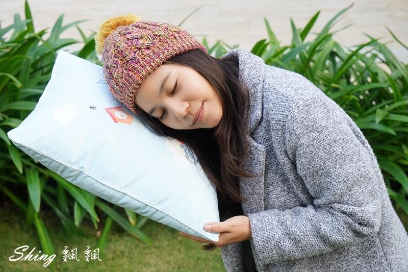 向日葵睡眠屋小熊維尼抱枕 13.JPG