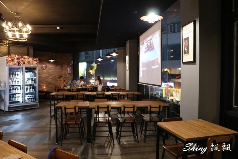 薩克森比利時餐酒館自由店 14.JPG