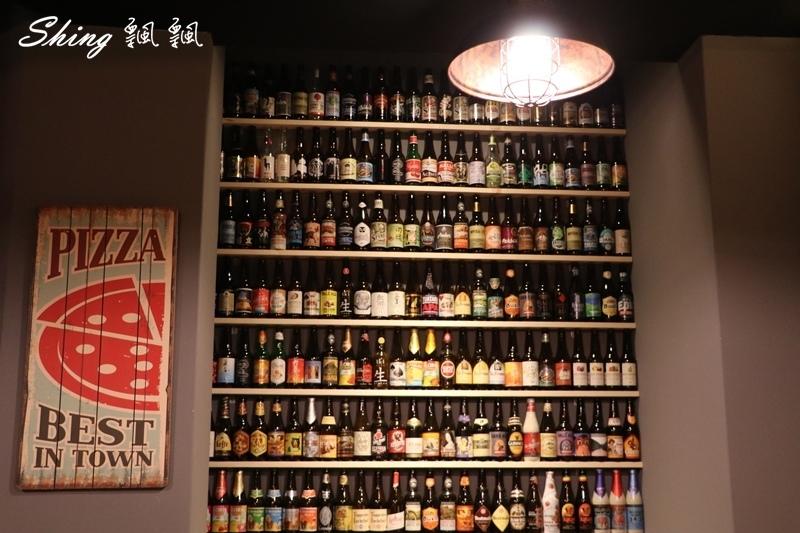 薩克森比利時餐酒館自由店 17.JPG