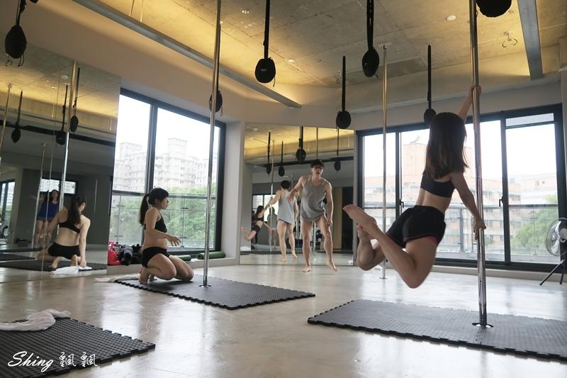 台中core yoga 鋼管舞蹈 05.JPG