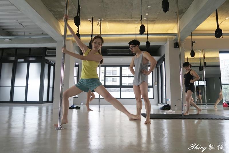 台中core yoga 鋼管舞蹈 25.JPG