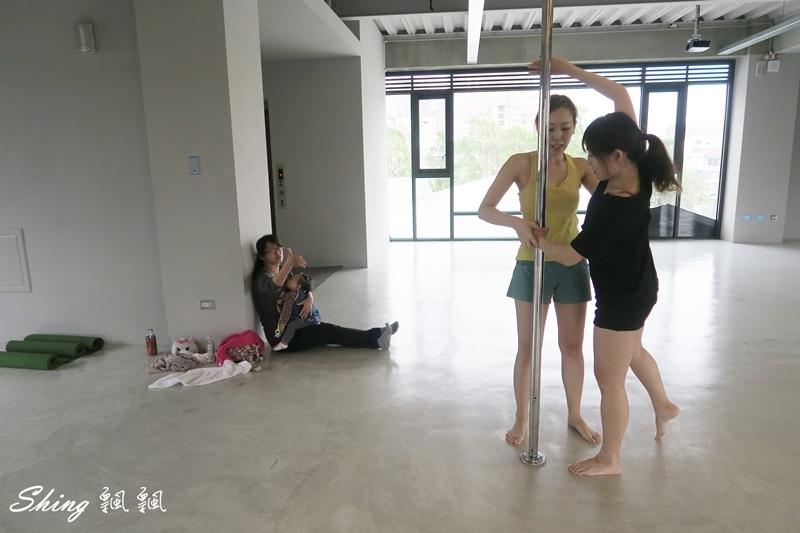 台中core yoga 鋼管舞蹈 30.JPG