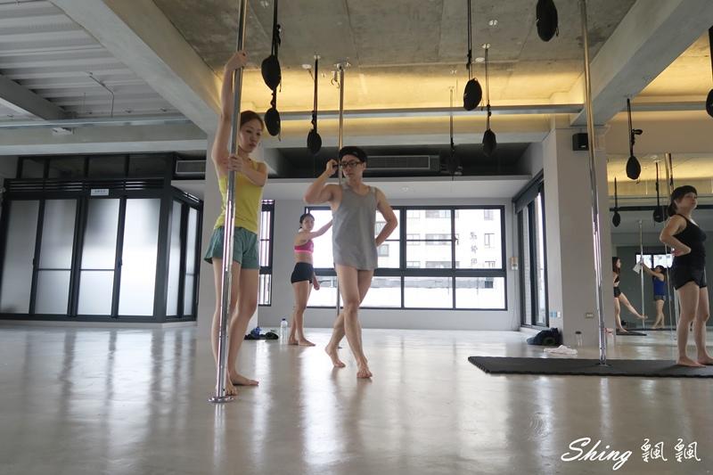 台中core yoga 鋼管舞蹈 24.JPG