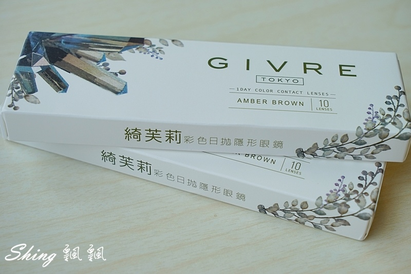 GIVRE TOKYO綺芙莉彩色日拋隱形眼鏡05.JPG