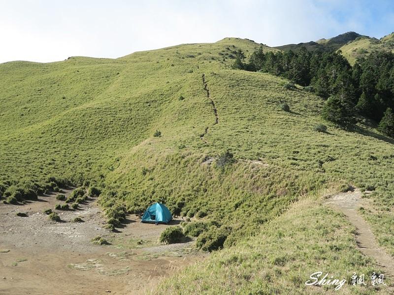 合歡山北峰 小溪營地露營107.JPG