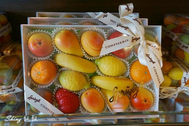 蘇黎世百年巧克力品牌旗艦店confiserie sprungli 08.JPG