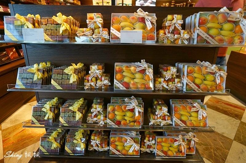 蘇黎世百年巧克力品牌旗艦店confiserie sprungli 07.JPG