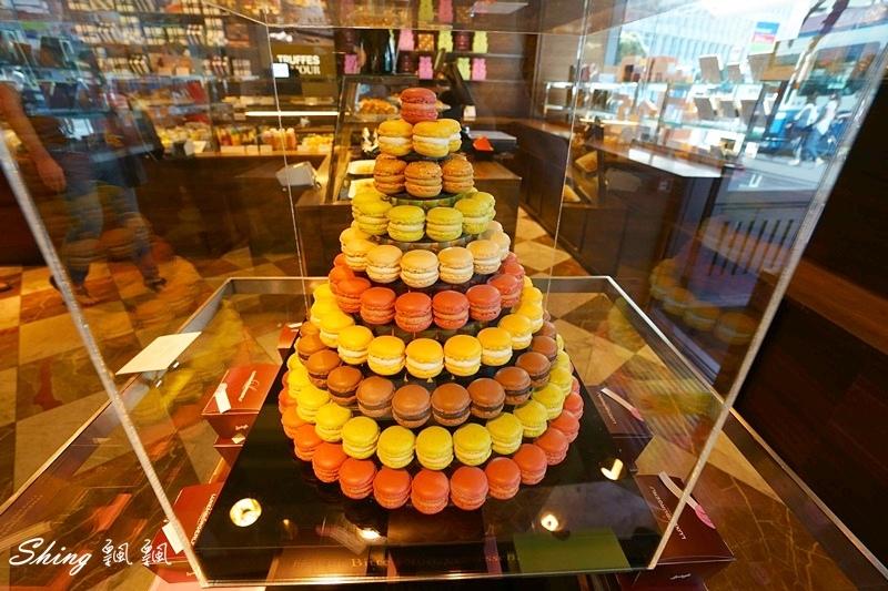 蘇黎世百年巧克力品牌旗艦店confiserie sprungli 20.JPG