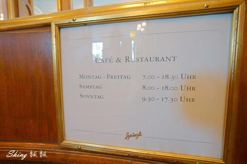 蘇黎世百年巧克力品牌旗艦店confiserie sprungli 34.JPG