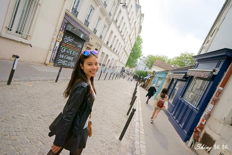 法國巴黎旅遊景點-蒙馬特愛牆Le mur des je t%5Caime 03.JPG