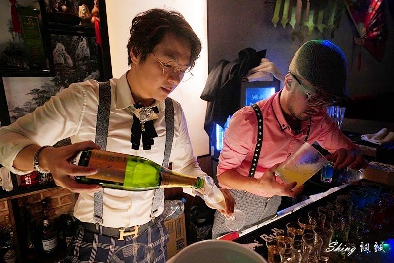 Myth-Dragon 台中夜店餐酒館 34.JPG