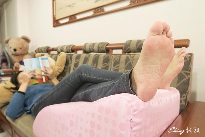 格蕾莎抬腿枕GreySa 13.JPG