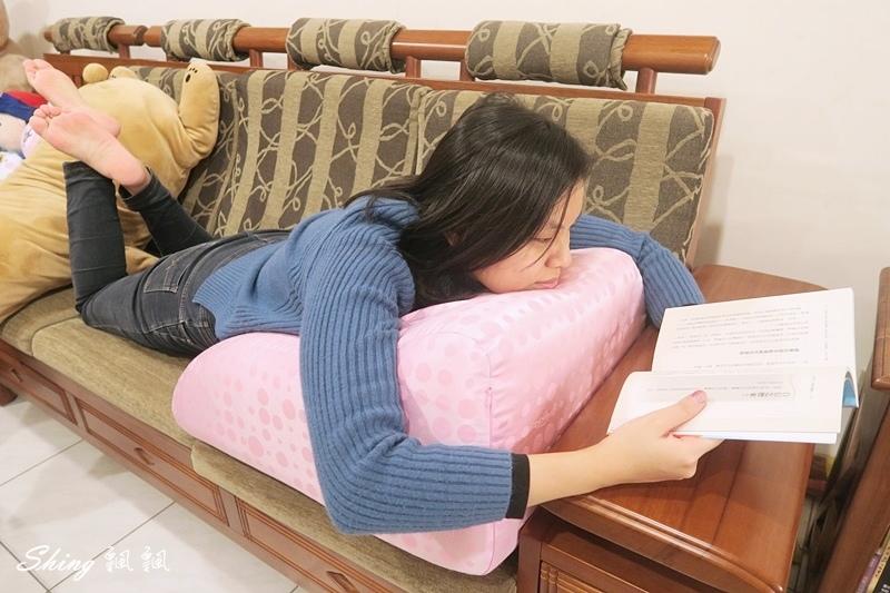 格蕾莎抬腿枕GreySa 17.JPG