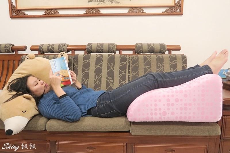 格蕾莎抬腿枕GreySa 11.JPG