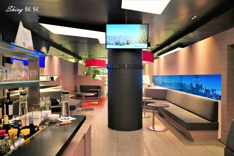 薩爾茲堡ÖBB Lounge歐洲火車站貴賓室-歐洲火車通行證頭等艙免費 07.JPG