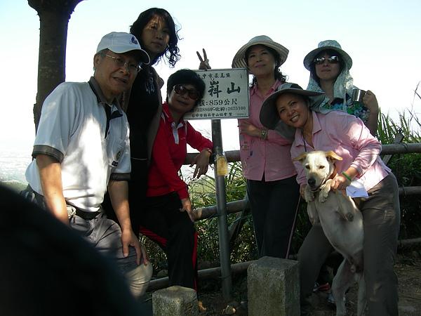 台美社登山隊大坑3號步道登山記 085.jpg
