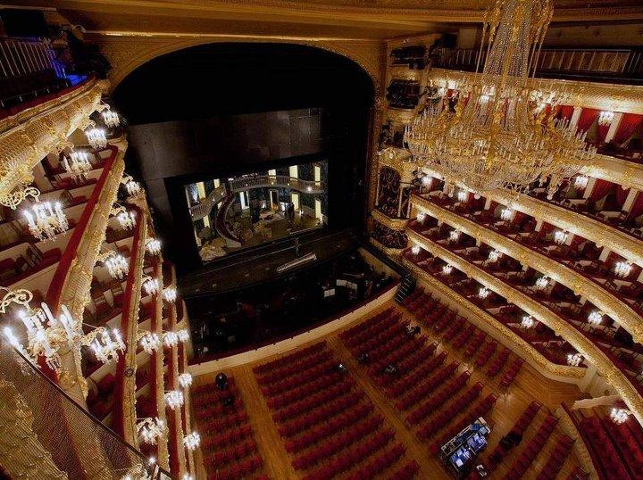 俄羅斯歌劇院