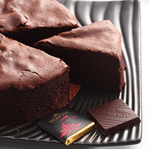 Let's Six巧克力蛋糕