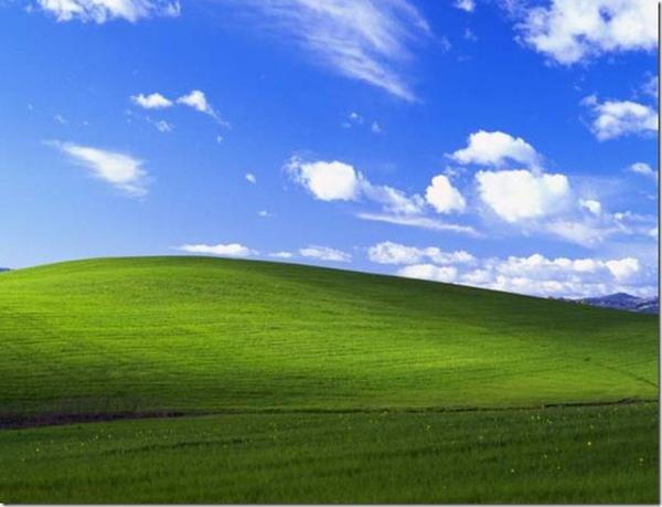 你知道全世界最多人看過的風景照是什麼嗎?