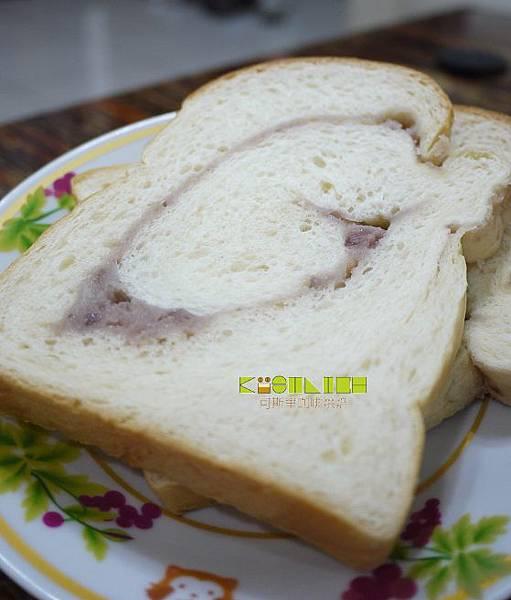 芋泥吐司 -2
