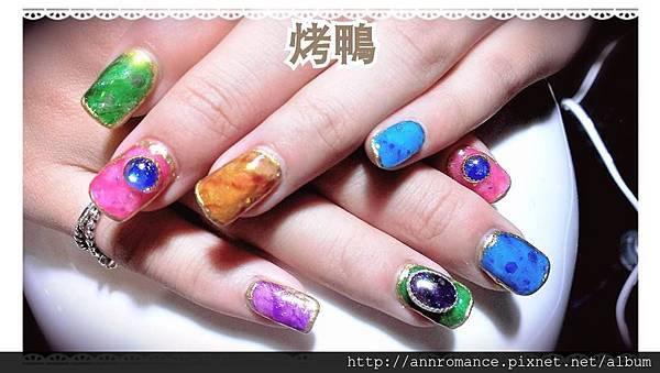 安妮葉琉璃膠產品教學文+琉璃寶石