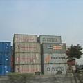 台中港貨櫃區