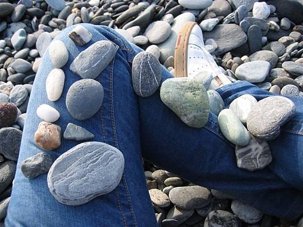 我撿的石頭