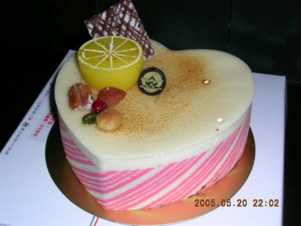 2006年生日蛋糕~白木屋