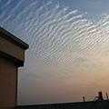 961124頂樓美麗的天空