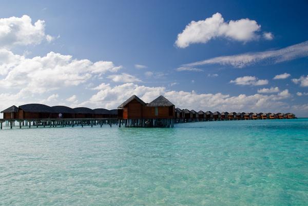 Anantara Maldives  with CPL