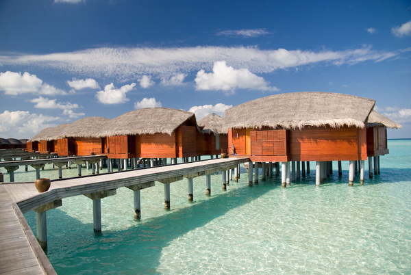 Anantara Maldives  with CPL