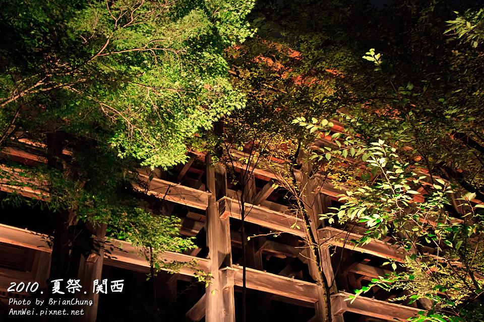 本堂的木柱