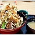 第三日午餐 釧路 和商市場 天丼