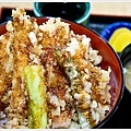 第三日午餐 釧路 和商市場 蟹腳天丼