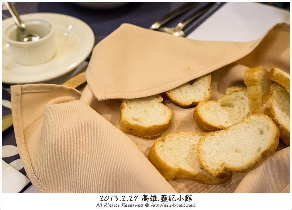 麵包 配蜂蜜芥末醬