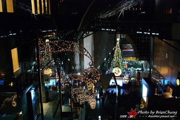 京都駅-大階段