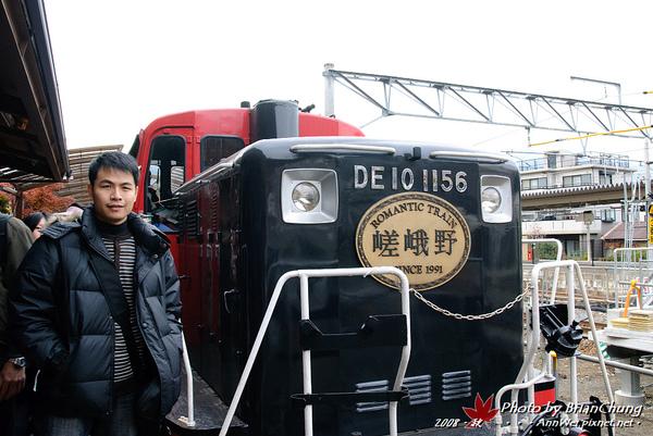 トロッコ小火車