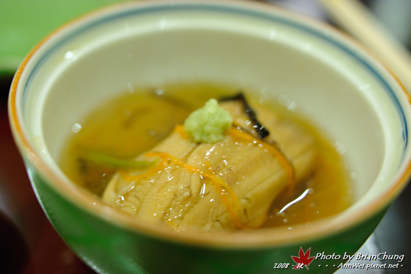 京風会席料理 蒸物