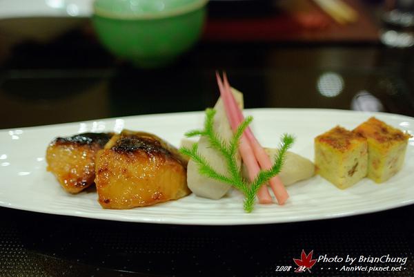 京風会席料理 燒物