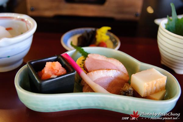 琵琶湖 和風早餐